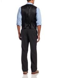Chaleco de vestir negro de Perry Ellis