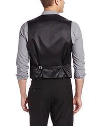 Chaleco de vestir negro de Tommy Hilfiger