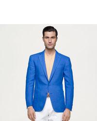 Chaqueta azul original 447984