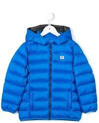 Chaqueta azul de Armani Junior