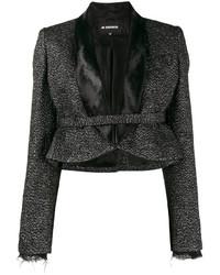 Comprar una ropa de abrigo de lana negra  elegir ropas de abrigo de ... 81e7fc51158c
