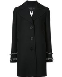 Chaqueta de lana negra de Derek Lam