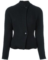 Chaqueta de lana negra de Isabel Marant