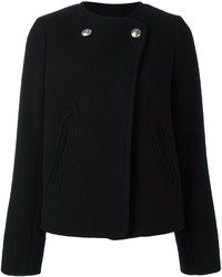 Chaqueta de lana negra de See by Chloe