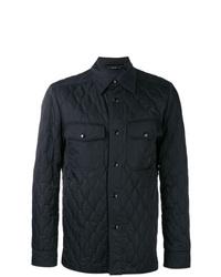 a6bf7a715a07c Comprar una chaqueta estilo camisa acolchada azul marino  elegir ...