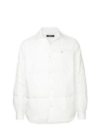 Chaqueta estilo camisa blanca de Undercover