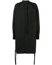 Chaqueta estilo camisa negra de The Viridi-anne