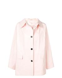 Chaqueta estilo camisa rosada de Kassl