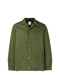 Chaqueta estilo camisa verde oliva de Zadig & Voltaire