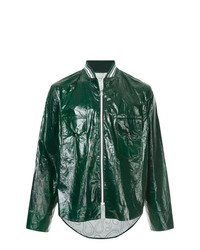 Chaqueta estilo camisa verde oscuro de Golden Goose Deluxe Brand