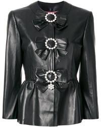 Chaqueta Negra de Gucci