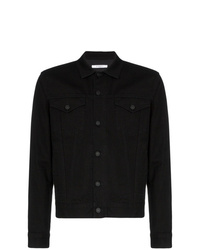 Chaqueta vaquera negra de Givenchy