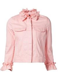 Chaqueta vaquera rosada de J Brand