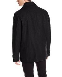 Chaquetón negro de Calvin Klein