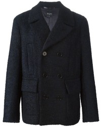 Chaquetón negro de Paul Smith