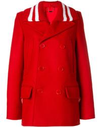 Chaquetón Rojo de Givenchy