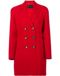 Chaquetón Rojo de Versace