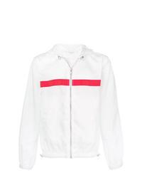 Chubasquero blanco de Givenchy