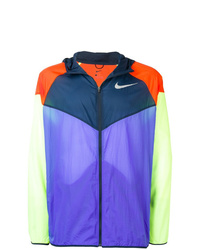 Chubasquero en multicolor de Nike