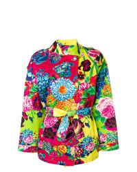 Chubasquero en multicolor de Versace Vintage