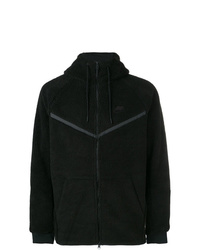 Chubasquero negro de Nike
