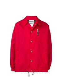 Chubasquero rojo de M1992