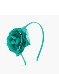 Cinta para la cabeza verde