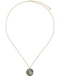 Colgante Dorado de Astley Clarke