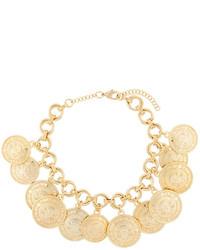 Collar dorado de Balmain