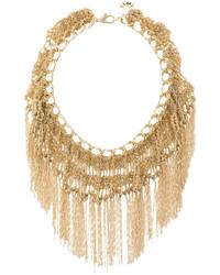 Collar Dorado de Rosantica