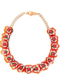 Collar rojo de Shourouk
