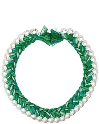 Collar Verde de Aurelie Bidermann