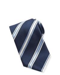 Corbata azul marino