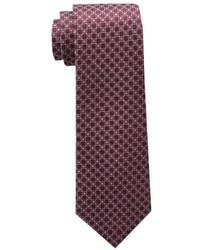 Corbata burdeos de Tommy Hilfiger