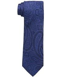 Corbata de Paisley Azul Marino de Countess Mara