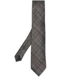 Corbata de seda marrón de Tom Ford