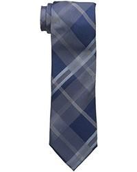 Corbata de tartán azul marino de Vince Camuto