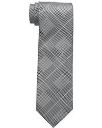 Corbata de Tartán Gris de Vince Camuto