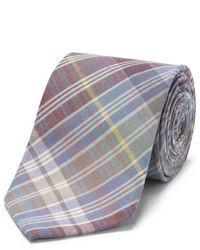 Corbata de Tartán Multicolor