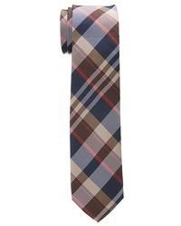 Corbata de tartán