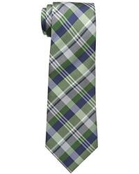 Corbata de tartán verde de Countess Mara