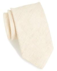 Corbata en beige