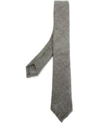 Corbata Gris de Thom Browne
