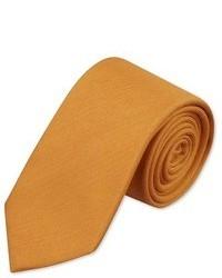 Corbata mostaza