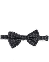 Corbatín de Seda a Lunares Negro de Dolce & Gabbana