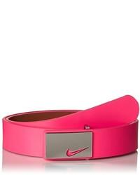 Correa de cuero rosa de Nike