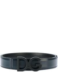 Correa negra de Dolce & Gabbana