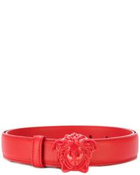 Correa roja de Versace