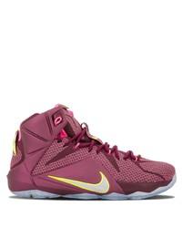 Deportivas burdeos de Nike