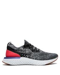 Deportivas de lona negras de Nike